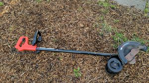 Black & Decker Electric Edger for Sale in Whitney Point, NY