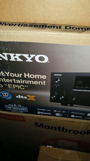 Onkyo TX NR656 Receiver for Sale in Canton, MI