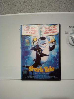 Shark Tale Movie DVD for Sale in Steubenville, OH