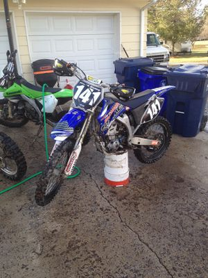 2007 Yamaha YZ250F Dirtbike(4-Stroke) for Sale in Middletown, MD