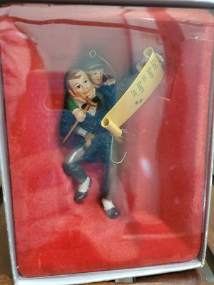 New Enesco Ornament/Christmas Carol/Holiday for Sale in Huntington Beach, CA