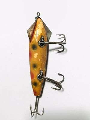 Vntg HEDDON Fishing Lure for Sale in Glendale Heights, IL