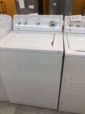 Kenmore top load washer in perfect condition for Sale in Laurel, MD