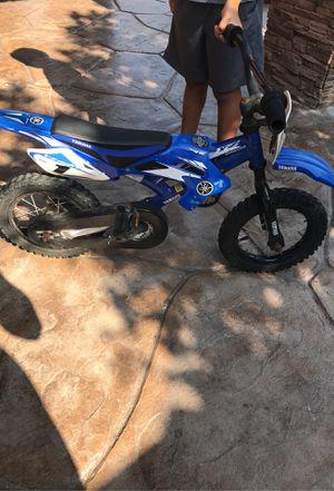 Yamaha Bike for kids for Sale in San Diego, CA