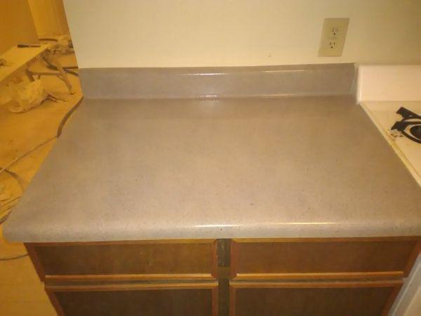Countertop ,tub resurfacing