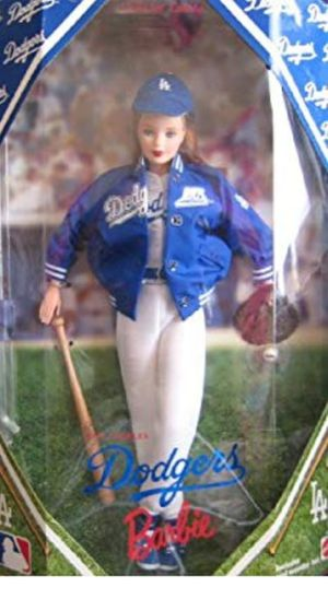 La Dodgers Barbie Doll New In Box for Sale in Baltimore, MD