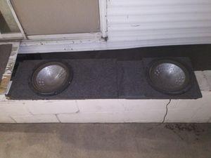 Speaker box truck behind seat for Sale in Ontario, CA