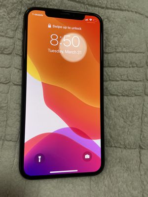 Unlocked iPhone X 64g for Sale in Artesia, CA