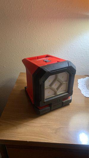 Milwaukee m18 led flood light (light only) for Sale in Vista, CA
