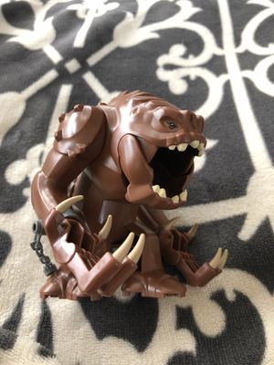 Lego Star Wars rancor minifigure for Sale in Raleigh, NC