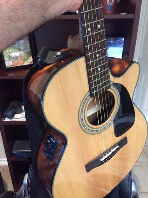 Fender Acoustic electric guitar for Sale in Pearland, TX