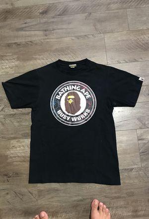 Sz Small Bape shirt for Sale in Miami, FL