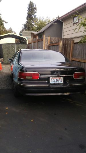1994 police interceptor Chevy Caprice LT1 for Sale in Lynnwood, WA