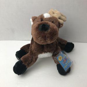Ganz Webkin Moose with Code Plush Stuffed Animal for Sale in Avon Lake, OH