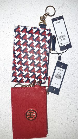 TOMMY HILFIGER SMALL WALLETS (BRAND NEW!!) for Sale in Little Rock, AR