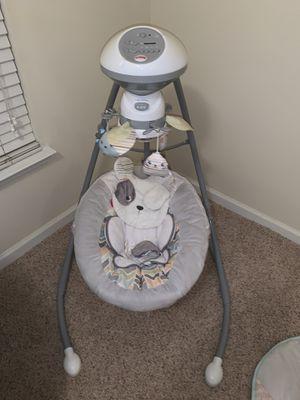 Fisher price baby swing for Sale in Norfolk, VA