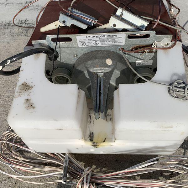 Genie IS920/A Garage Door Motor