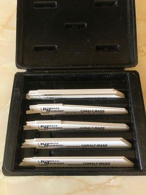 Heavy duty reciprocating metal cutting blades 6in 10-14 tpi bi metal kit for Sale in Yuma, AZ
