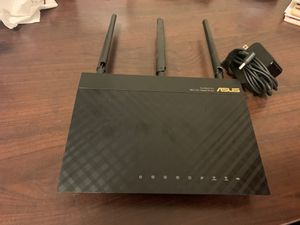 ASUS Dual Band 802.11AC Gigabit Router (RT-AC66U) for Sale in Washington, DC