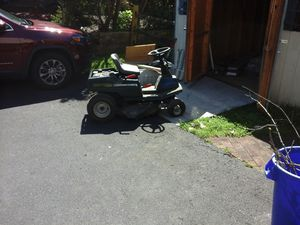 """13.5 HP 30"""" Mower/ Mulches 5 Speed Rear Engine Rider Model 502.270210 for Sale in Holland, PA"""