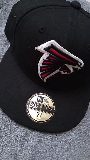 Atl falcons national football league fitted cap for Sale in Snellville, GA