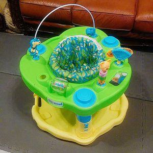 Exersaucer Baby Jumper for Sale in PT CHARLOTTE, FL
