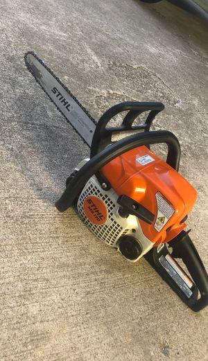 Stihl ms 170 chainsaw for Sale in Choctaw, OK