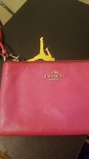Coach small wallet for Sale in Wichita, KS