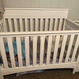 4 In 1 Baby Crib For Sale! $150 OBO! for Sale in Orlando, FL