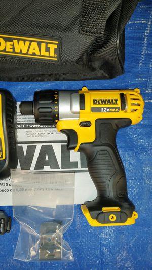 $100. Dewalt 12v Screwdriver kit. NEW. for Sale in Evergreen, CO