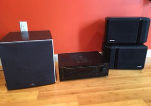 Stereo Equipment. Excellent condition. Bose and Polk Equipment for Sale in Jersey City, NJ
