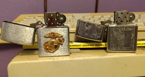 Cigarette lighters for Sale in Trinity, TX