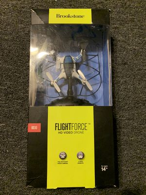 Brook stone FlightForce Drone with Camera for Sale in Ballwin, MO