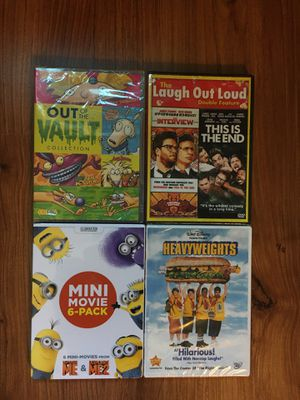 Unopened DVDs for Sale in Gardner, MA