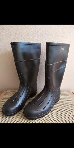 "Servus by HONEYWELL 15"" PVC Polyblend Soft Toe Men's Work Boots sz 11 for Sale in Orlando, FL"