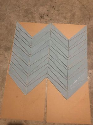 Glass tile mosaic for Sale in Watsonville, CA