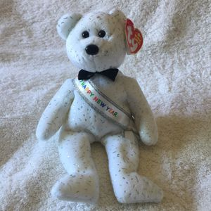 2007 Happy New Year ty Beanie Babies for Sale in Fremont, CA