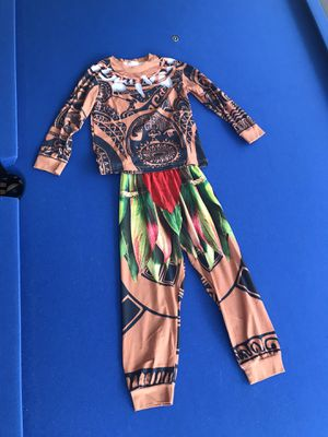 Maui Moana costume for boys - size 6/7 for Sale in Miami, FL