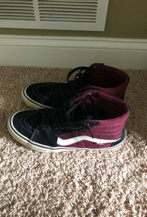 Vans skate hi cushioned for Sale in Painesville, OH
