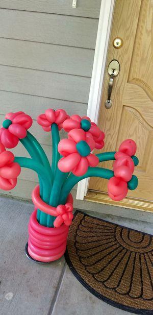 Balloon flower boquets make offer for Sale in Eugene, OR