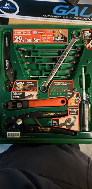 Brand New old stock Craftsman tool set MADE IN USA for Sale in San Bernardino, CA