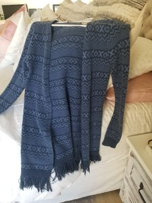 Natural Reflections long cardigan size S for Sale in Riverside, CA