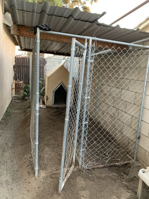 Large dog kennel for Sale in Bakersfield, CA