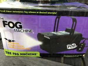 Fog Machine for Sale in East Moriches, NY