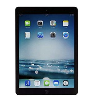 Apple iPad Air MD785LL/B (16GB, Wi-FI, Black with Space Gray) for Sale in Trenton, NJ