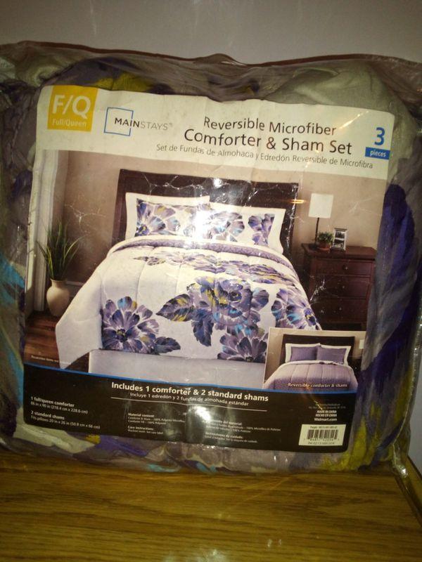 F/Q comforter set