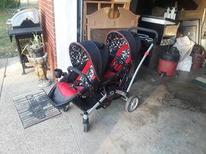 Contours options tandem stroller for Sale in Heritage Creek, KY