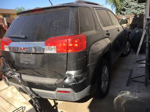 Parts only 2014 GMC Terrain slt for Sale in Sacramento, CA