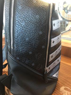 MCM Backpack Black for Sale in Los Angeles, CA