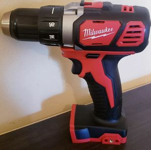 NEW MILWAUKEE M18 DRILL DRIVER TOOL ONLY! for Sale in Lombard, IL